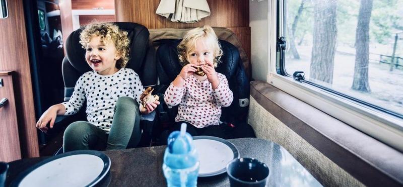 Goboony eten voor onderweg eten in camper