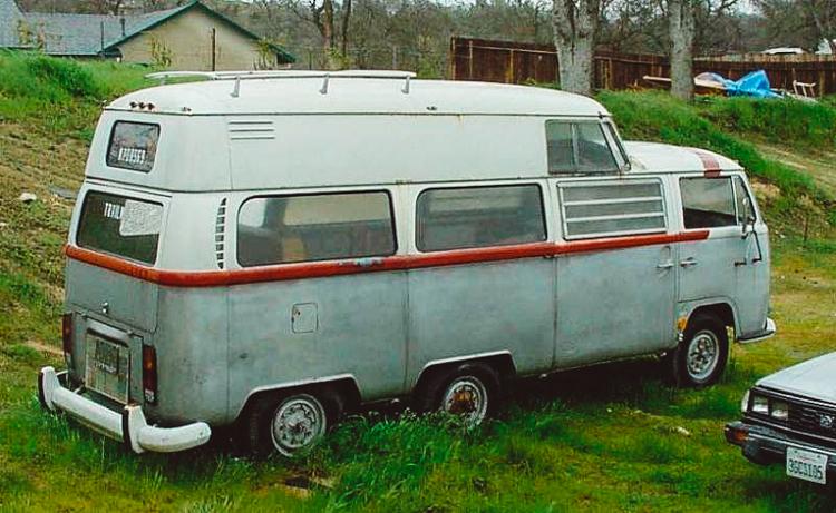 Volkswagenbusje groot