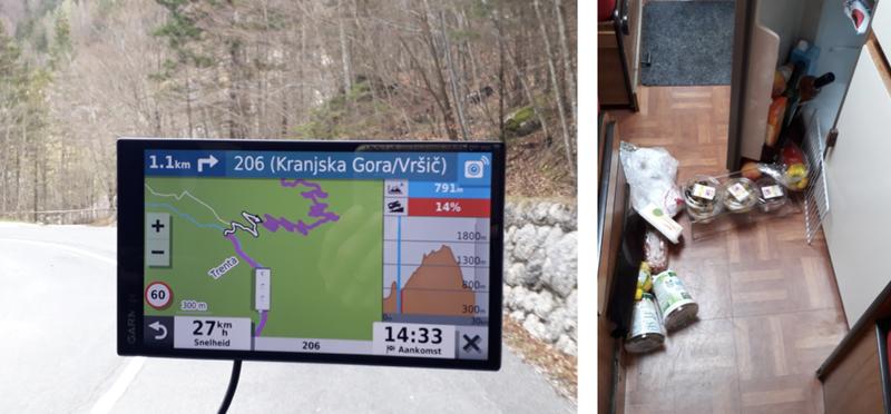 Goboony Guus en Sandra in Slovenië