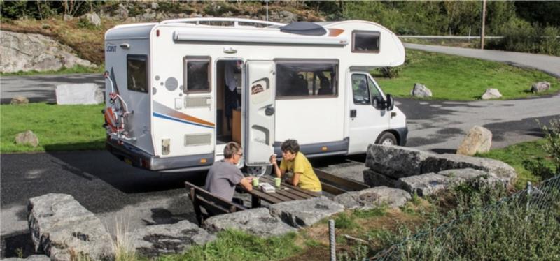 Goboony Motorhome Holiday H2 Scandinavia Campervan