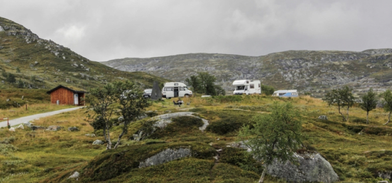 Goboony Scandinavia Motorhome Holiday H2 Nature