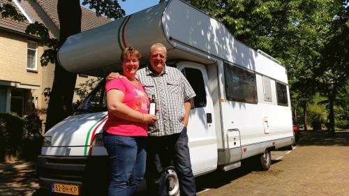 Goboony campers blog weekendje weg Marion