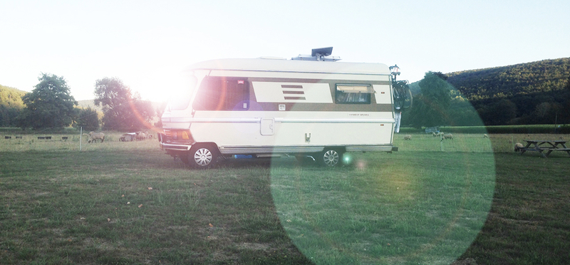 Goboony Ireland Free Motorhome Camping H2 Wild Overnight Motorhome