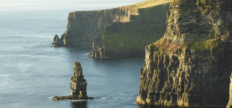 Goboony Ireland Cliffs Moher Nature H2 Sea