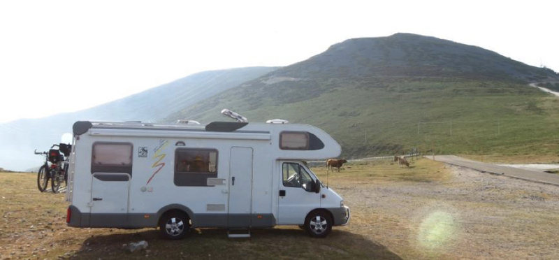 Goboony Ireland H2 Motorhome Travel Overnight Parking Camping