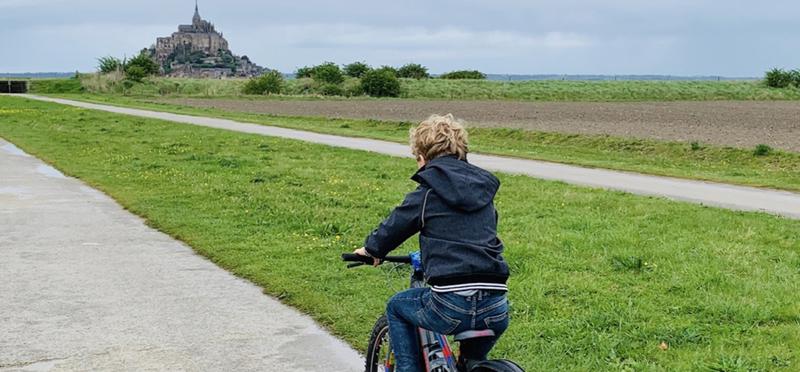 Goboony Lex Saskia Leren Zwaaien fietsen