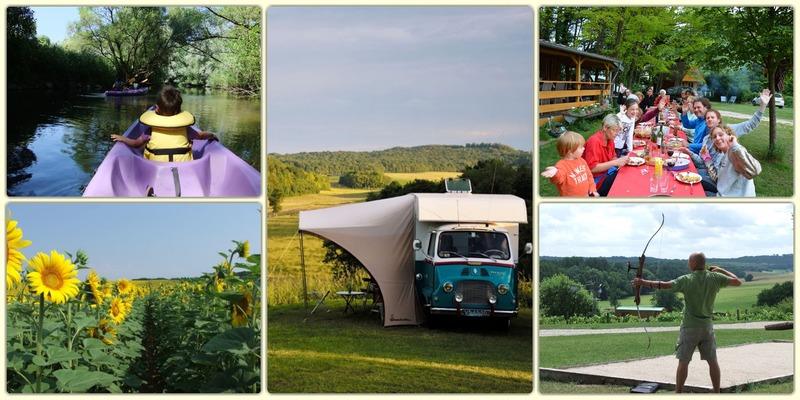 Goboony Kleine campings Frankrijk La Jonquille