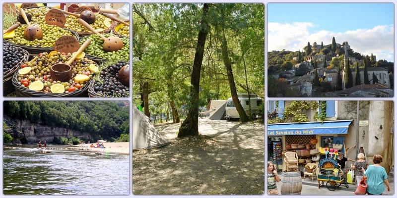 Goboony Kleine campings Frankrijk Les Libellules