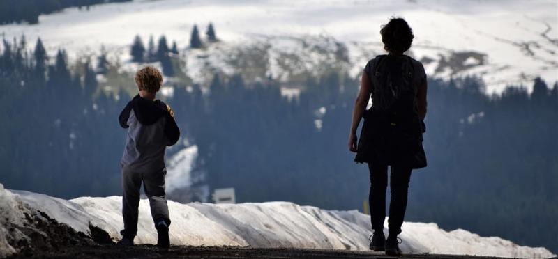 Goboony door Europa: Los in de Italiaanse Alpen