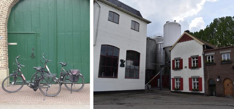Goboony Met camper naar Zuid-Limburg Bierbrouwerij