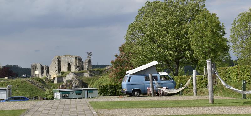 Goboony Met camper naar Zuid-Limburg Valkenburg