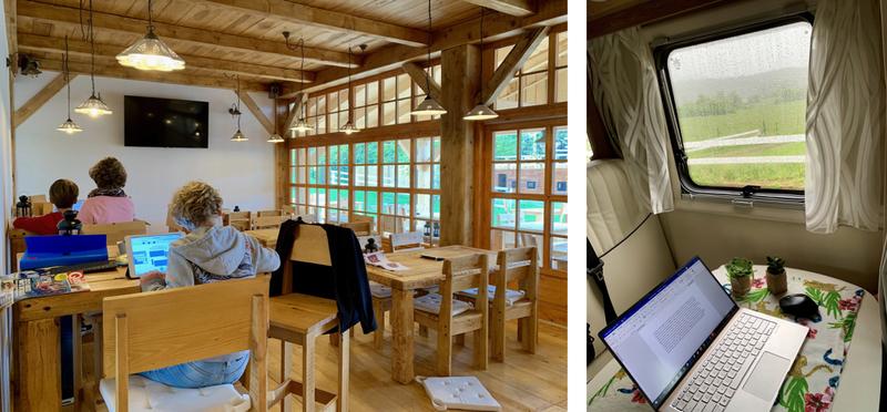 Goboony Lex Sandra huiswerk in Slovenië