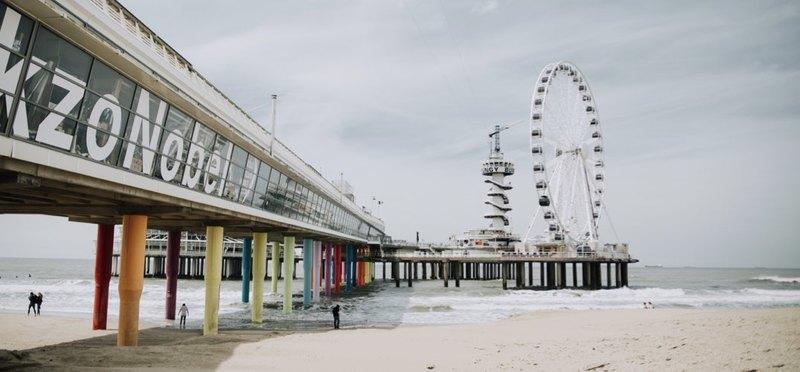 Goboony Camperplaats Scheveningen pier