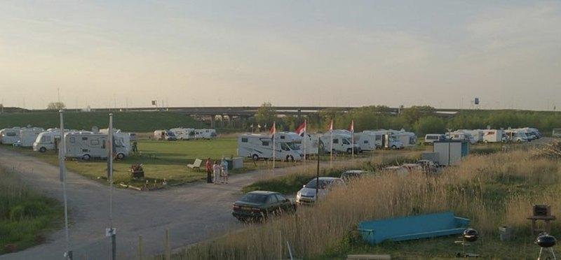 Goboony Camperplaats Scheveningen Camperpark Den Haag