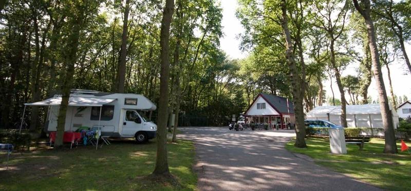 Goboony Camperplaats Scheveningen Camping Duinhorst