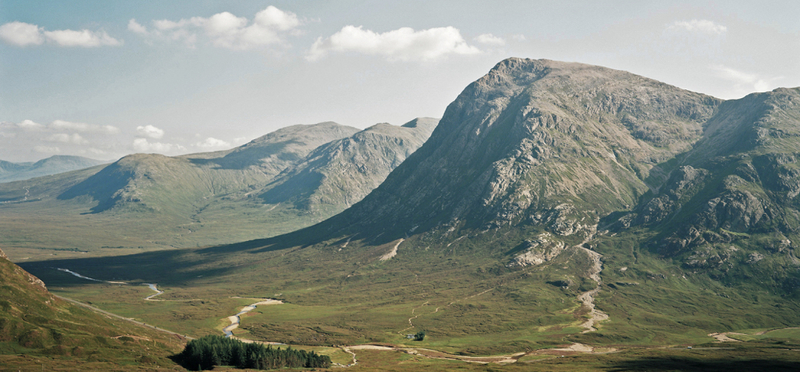 Goboony Glencoe Scotland H2 Summer Holiday Destination UK