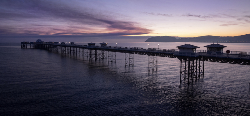 Goboony Wales Llandudno Pier H2 Summer Holiday Destination