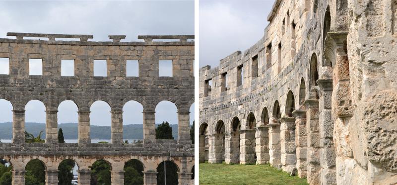 Goboony Lex Saskia Kroatie Romeinse theater