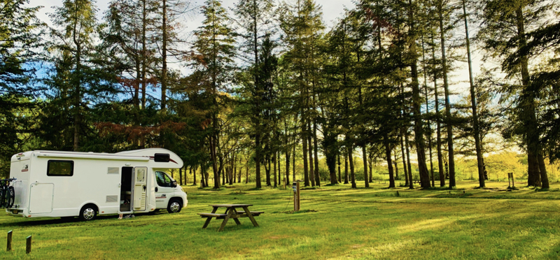 Goboony Motorhome Forest H2 Campervan RV