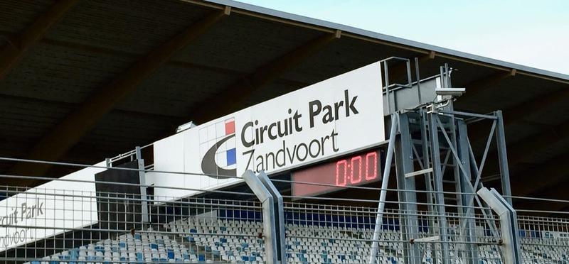Goboony Camping Zandvoort Circuit Zandvoort