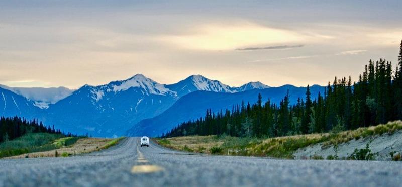 Goboony redenen roadtrip weg naar bergen