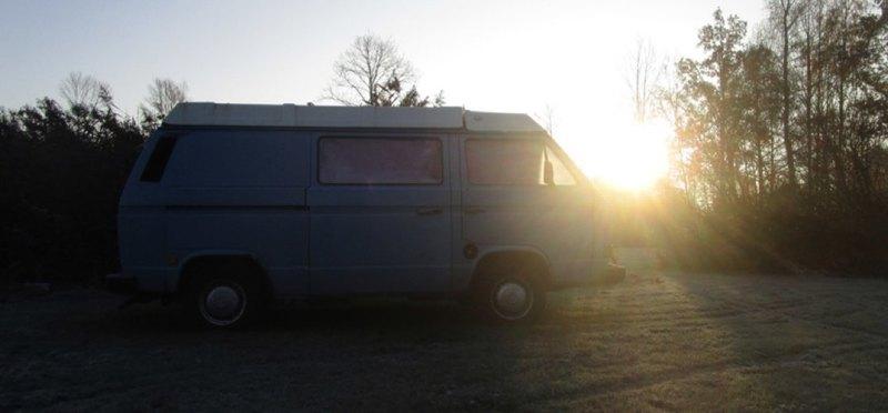 Goboony Wintercamping Nederland blauwe vwt3