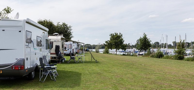 Goboony Camperplaats Water Jachthaven 't Loo