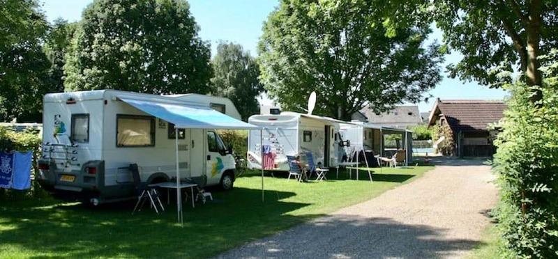 Goboony Camperplaats Valkenburg De Linde laantje