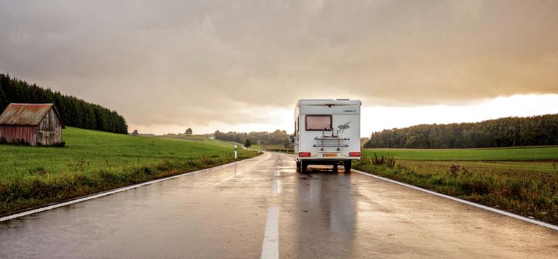 Goboony Motorhome Campervan H2 Tollroad
