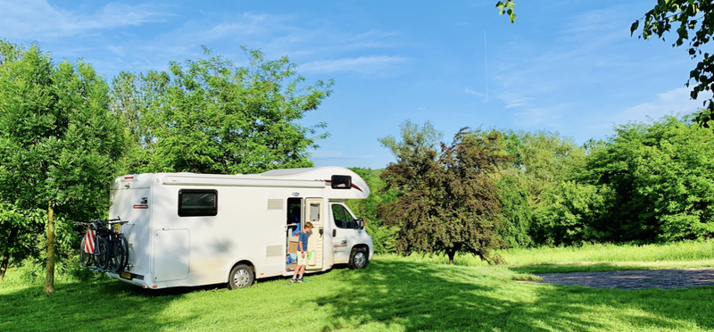 Goboony Budapest Motorhome Hungary H2 Camper Travel