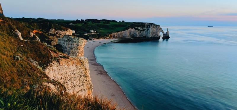 Goboony Camperplaatsen Normandie kustlijn