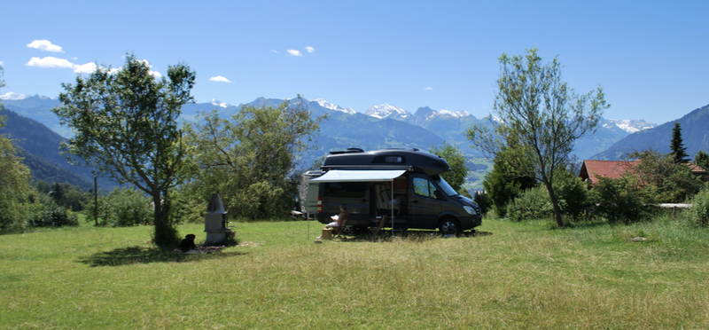Goboony camperplaatsen Europa
