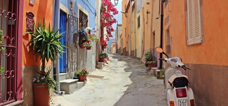 Goboony Italie vakantie tips steegje