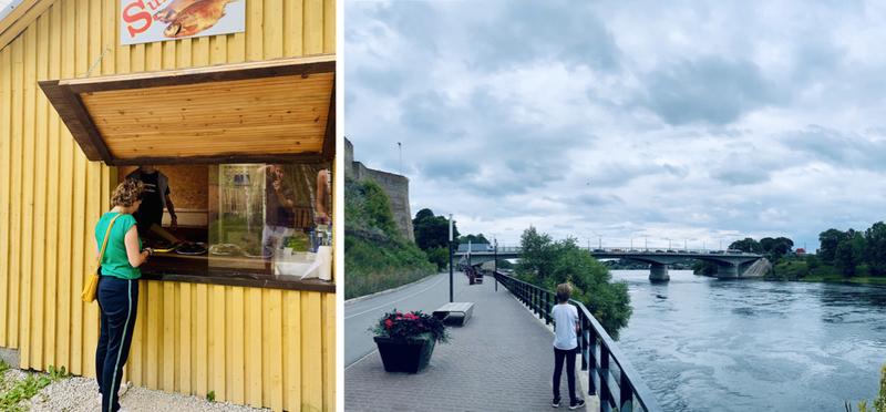 Goboony Lex en Saskia in Estland