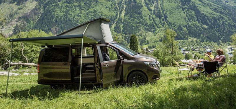 Goboony Overnachten op een camperplaats of camping?