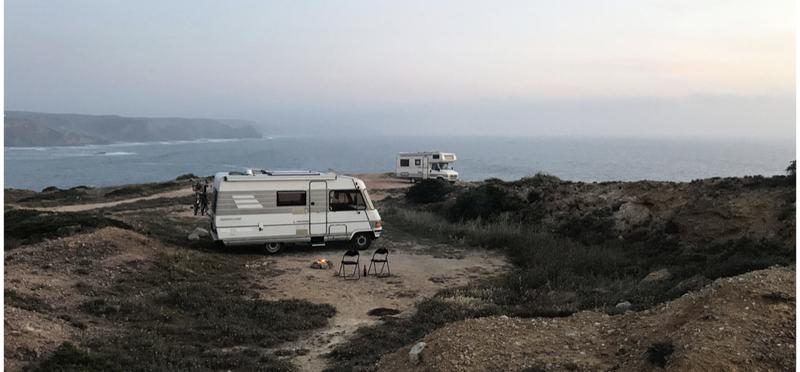 Goboony Heatwave Campervan Motorhome H2 Portugal
