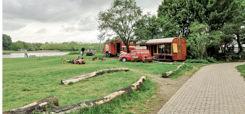 Goboony England Campsite H2 Camping
