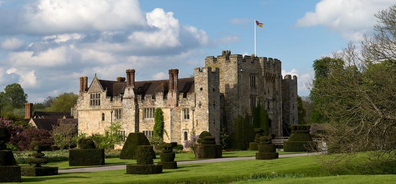 Hever Castle Kent H2 Goboony