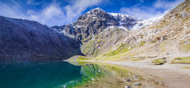 Mount Snowdon Wales H2 Goboony