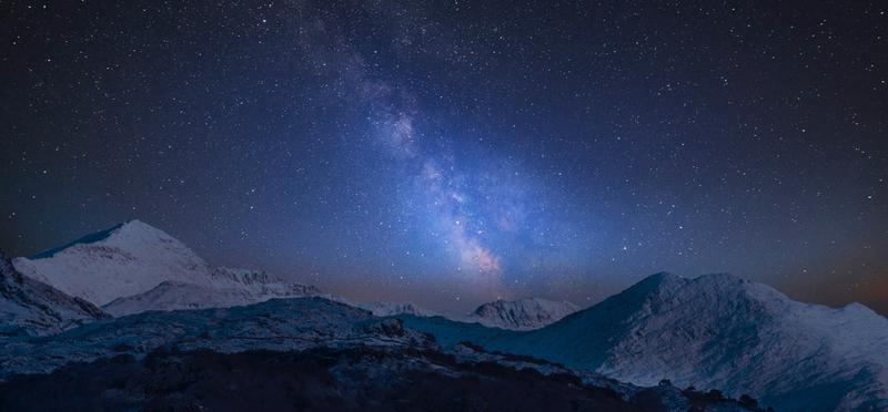 Snowdon Dark Sky Reserve Goboony H2