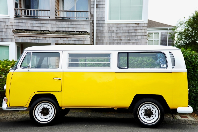 Exciting New Campervans 2019 H2 Yellow Camper Camping Motorhome Travel