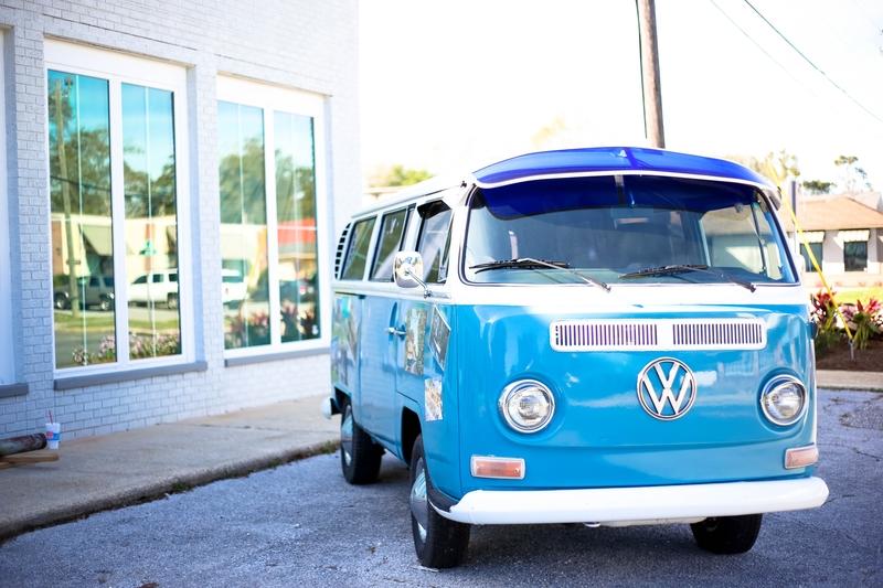 Goboony campervan vintage VW H2 camper