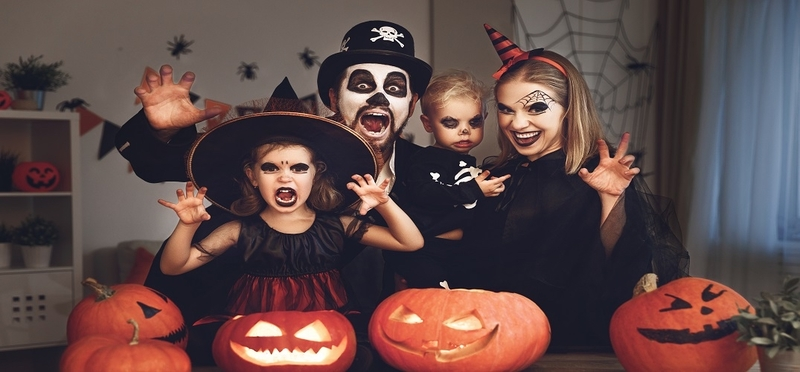 Haunted places to visit this Halloween H2 Family Halloween Fun Spooky Party