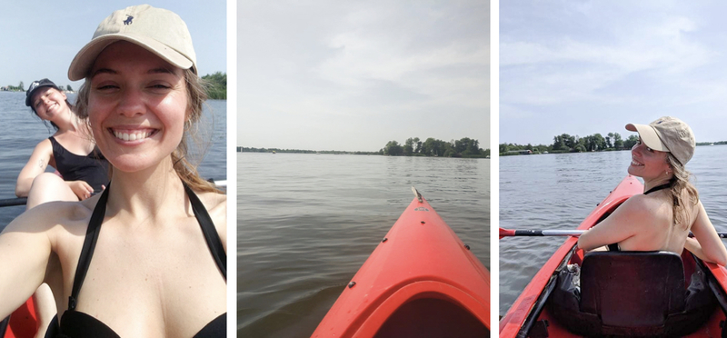 Goboony Visit Friesland Netherlands H2 Frisian Lake kayak River