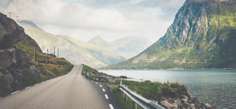 Goboony mooiste vakantiebestemmingen Europa Lofoten