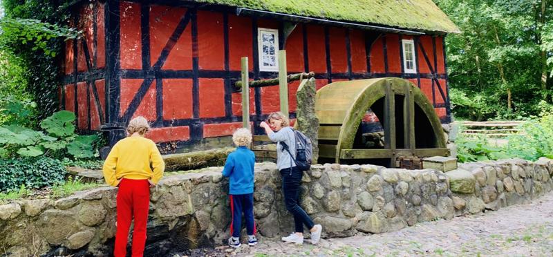 Goboony Lex en Saskia in Denemarken