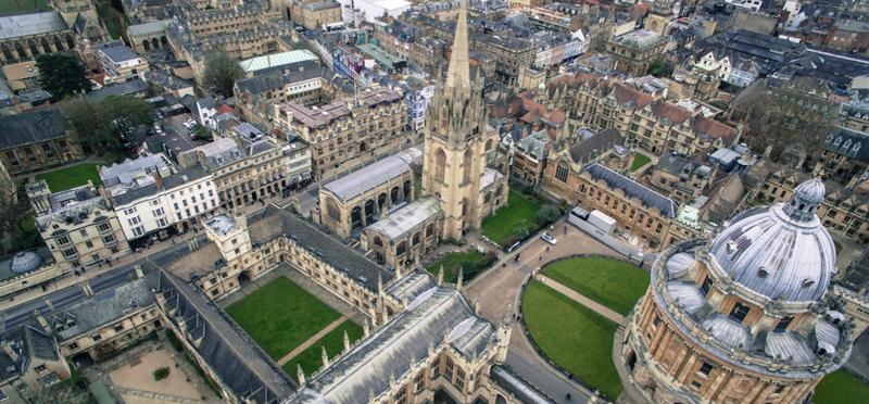 Goboony Oxford England H2 University