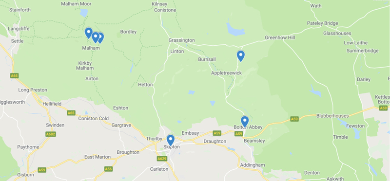 Goboony itinerary yorkshire dales h2 national park york