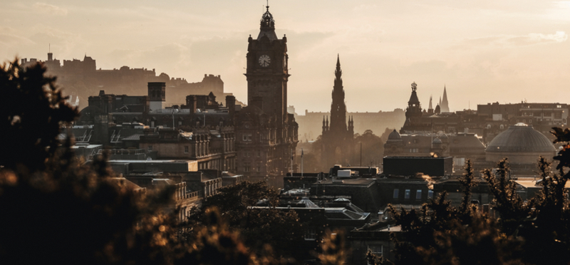 Goboony Edinburgh Scotland H2 city