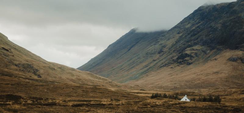 Goboony Scottish Highlands Scotland H2 Mountain Camping